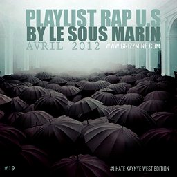 Le Sous Marin - Playlist Avril 2012